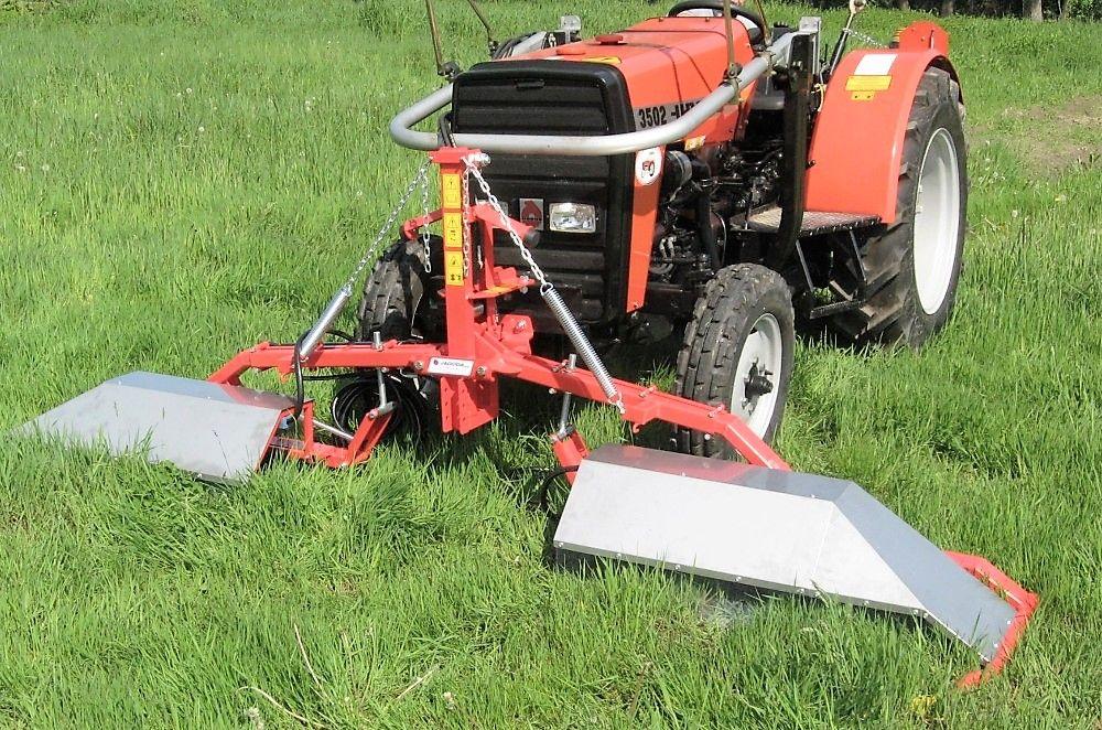 Herbicide Spray Boom For Berries Tekla Jagoda Orchard