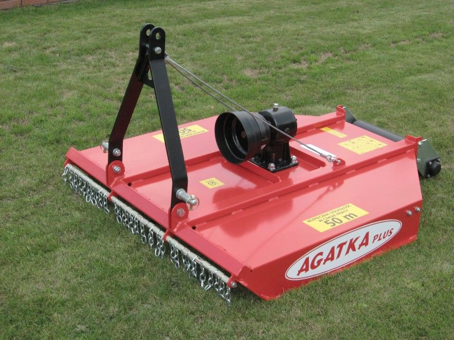 Rotary Cutters Mowers Agatka Plus Jagoda Fruit Farm